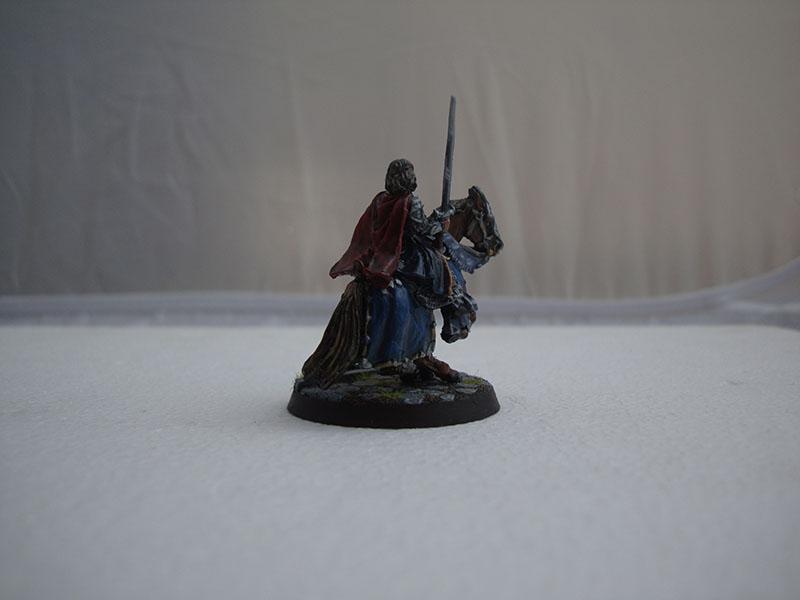 Golden Sauron n°3, Catégorie 3 : Héros Monté Hmont-11