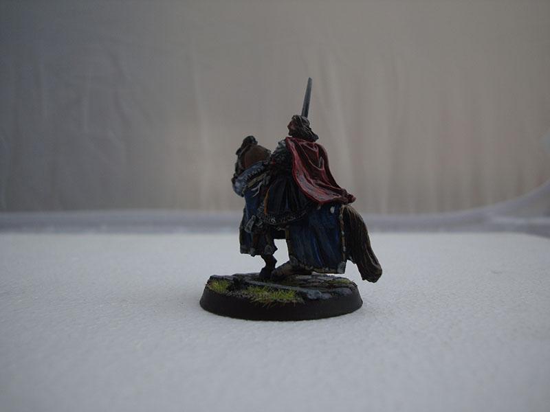 Golden Sauron n°3, Catégorie 3 : Héros Monté Hmont-12