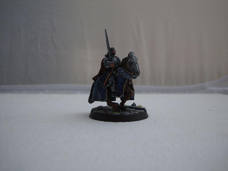 Golden Sauron n°3, Catégorie 3 : Héros Monté Hmont-13