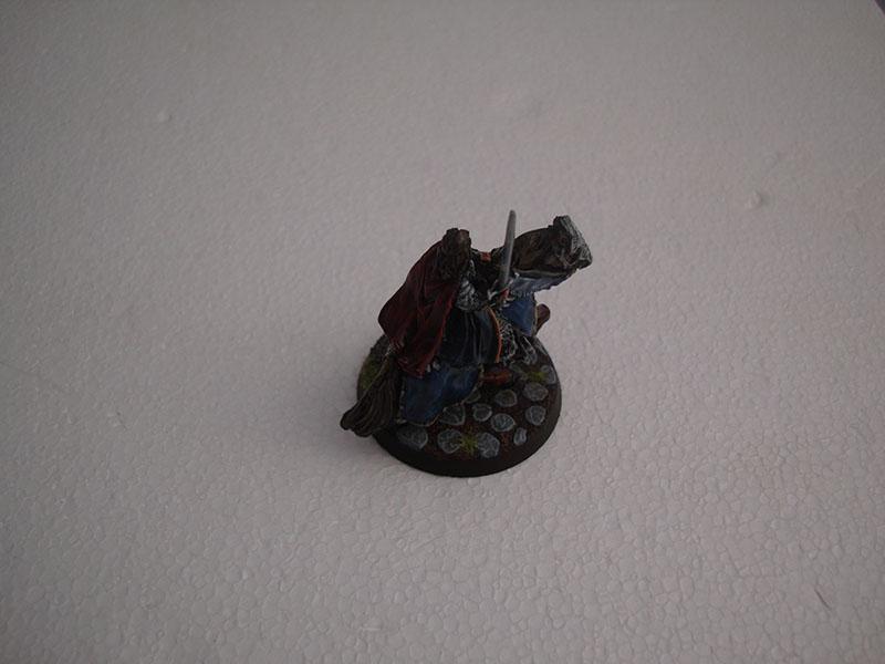 Golden Sauron n°3, Catégorie 3 : Héros Monté Hmont-14