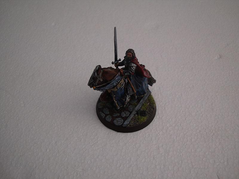 Golden Sauron n°3, Catégorie 3 : Héros Monté Hmont-15