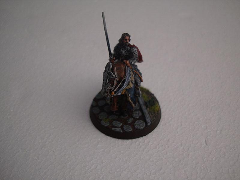 Golden Sauron n°3, Catégorie 3 : Héros Monté Hmont-16