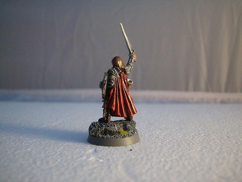 Golden Sauron n°3, Catégorie 1 : Héros Pédestre Hped-010