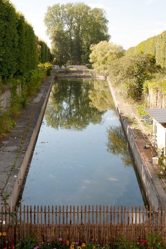 Versailles, le Bain des Pages . Bain_d10