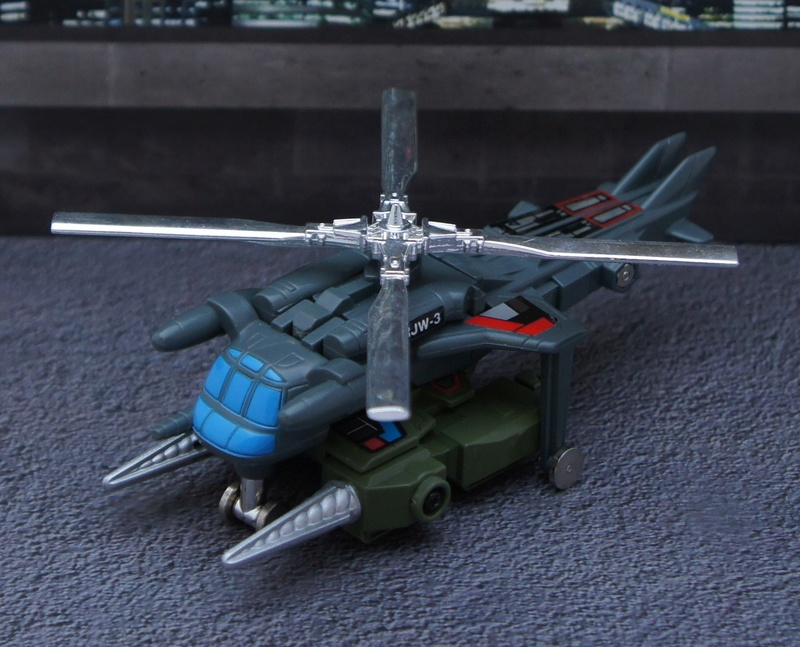L-R: Mask, Gi-Joe, Roadblasters, Robo Machine... Heli-d11