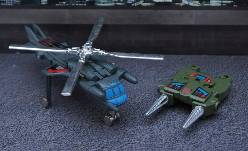 L-R: Mask, Gi-Joe, Roadblasters, Robo Machine... Heli-d13