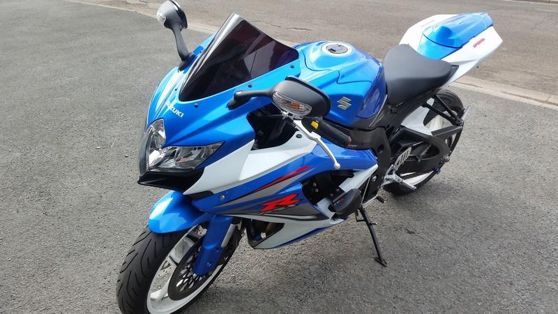 nouvelle monture GSXR750 20160915