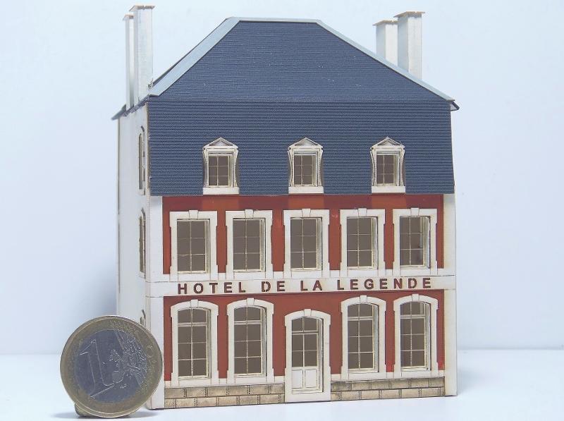 [Architecture & Passion] Hôtel de la Légende ! 160vil12