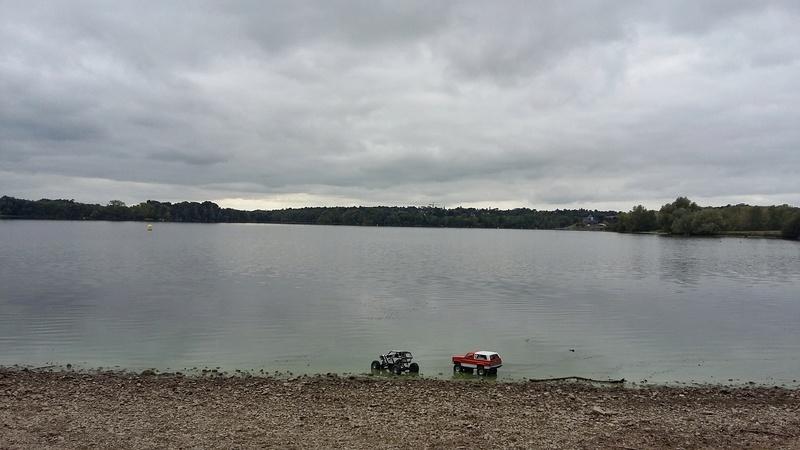 sortie de Grievous au lac de maine 20160928
