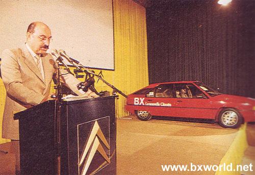 BX 16 TRS Plus vieille Présérie ! 19820510