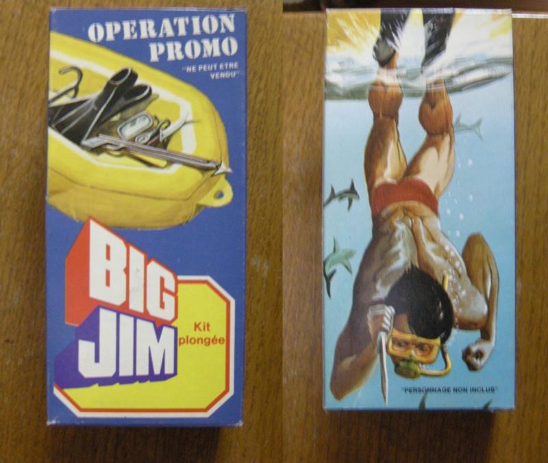 BIG JIM - Bigjim - MATTEL Pack_b10
