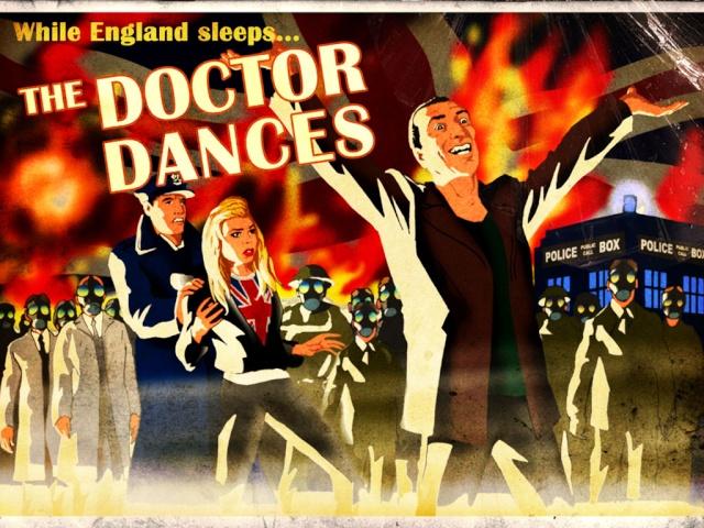[Doctor Who] 1.10 Le Docteur danse / The Doctor Dances, Part 2 A1010