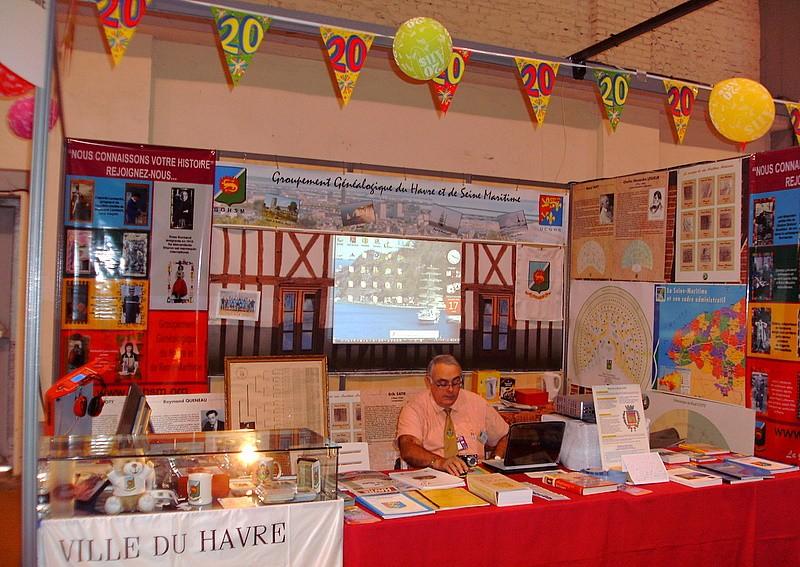GGHSM à la Foire Expo du Havre Bild0010