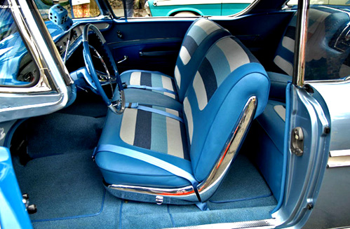 Chevrolet impala 58 terminée  5820ht10