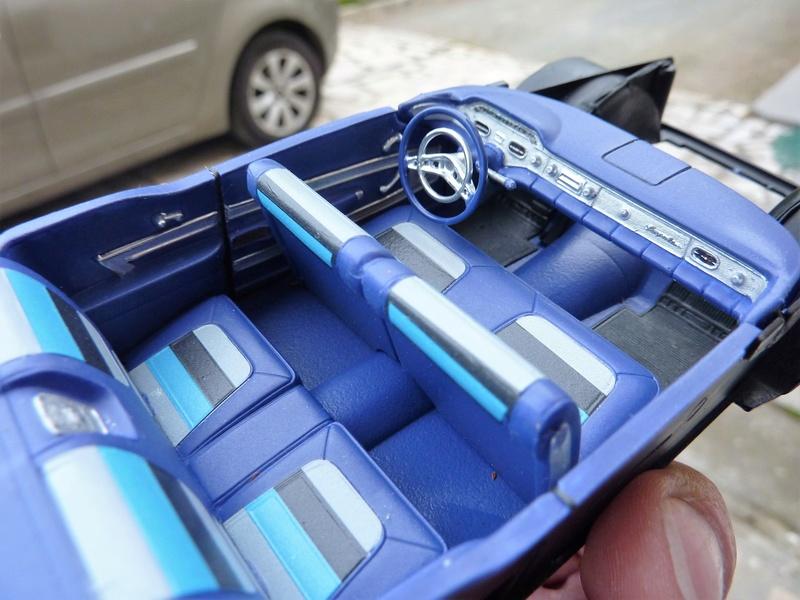Chevrolet impala 58 terminée  Vernis16