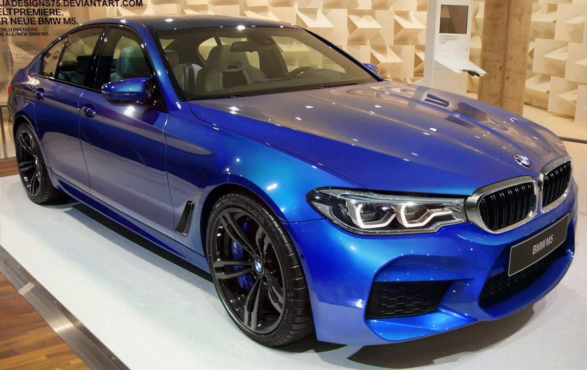 2017 - [BMW] M5 [F90] - Page 2 Bmw_f912