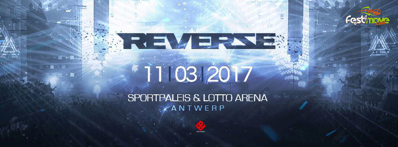 REVERZE - 11 Mars 2017 - Sportpaleis/Lotto Arena - Anvers - BE 13932810