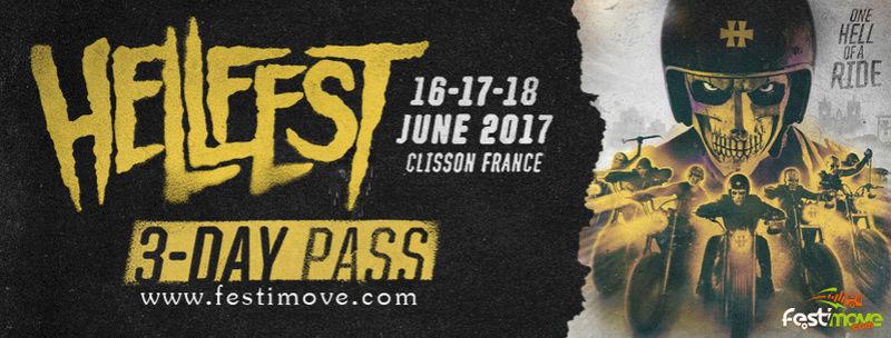 HELLFEST - 16-17-18 Juin 2017 - Clisson - Fr 14570410