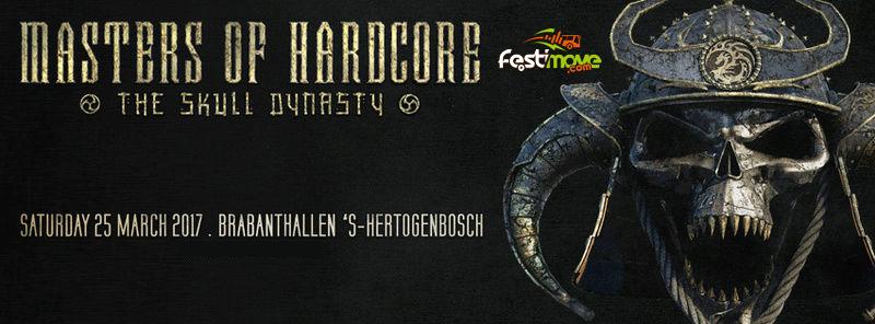 MASTERS OF HARDCORE - The Skull Dynasty - 25 Mars 2017 - Brabanthallen, Den Bosch - NL Moh1010