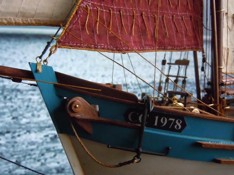 La Marie Jeanne Thonier Billing boats au 1/50 - Page 3 371110