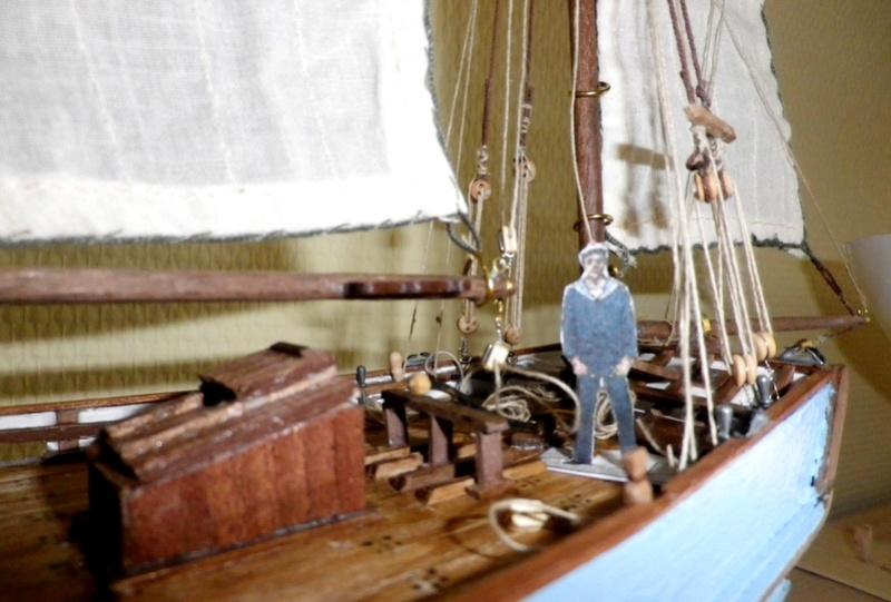 La Marie Jeanne Thonier Billing boats au 1/50 - Page 4 Imgp2910