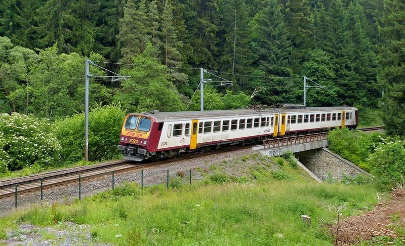 Nouveau module - Ligne du Nord - Luxembourg - - Page 6 -z-20210