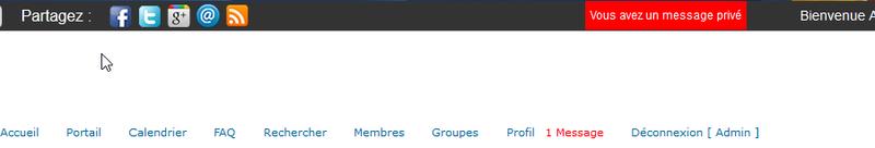 [PHPBB2] Afficher le nombre de message privé non lus sur la toolbar etc 0111