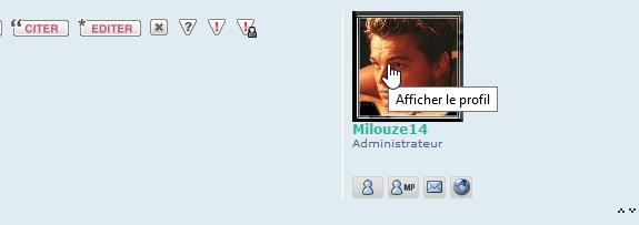 [PHPBB3] Afficher les champs du profil au clic sur l'avatar 138