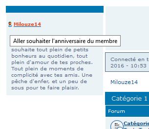 [PHPBB2] Widget anniversaire sur toutes les pages du fofo 211
