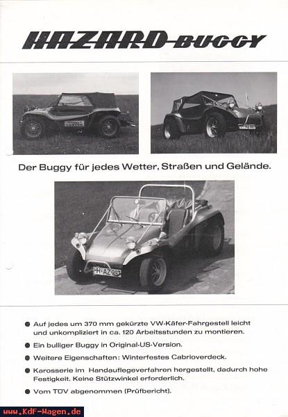 Buggy vw  62 S0111