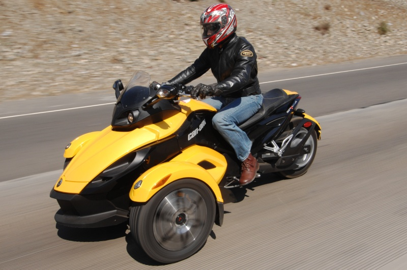 Scooter GT 125 cc Can-am10