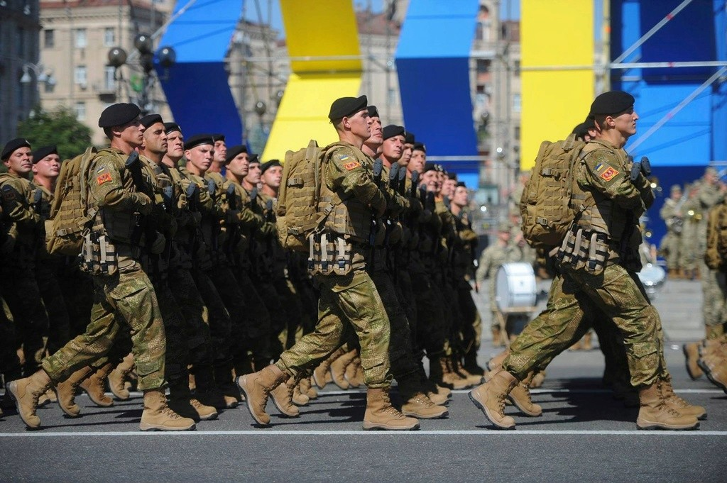 New Ukrainian pixelated Uniform 2016 made Ukrain10