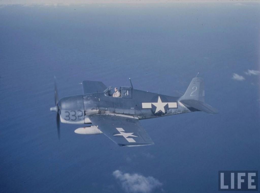 Grumman F6F-3 Hellcat - OTAKI 1/48ème Heelca10