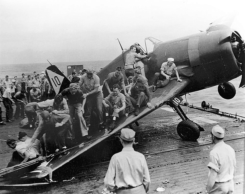 Grumman F6F-3 Hellcat - OTAKI 1/48ème Hellca10