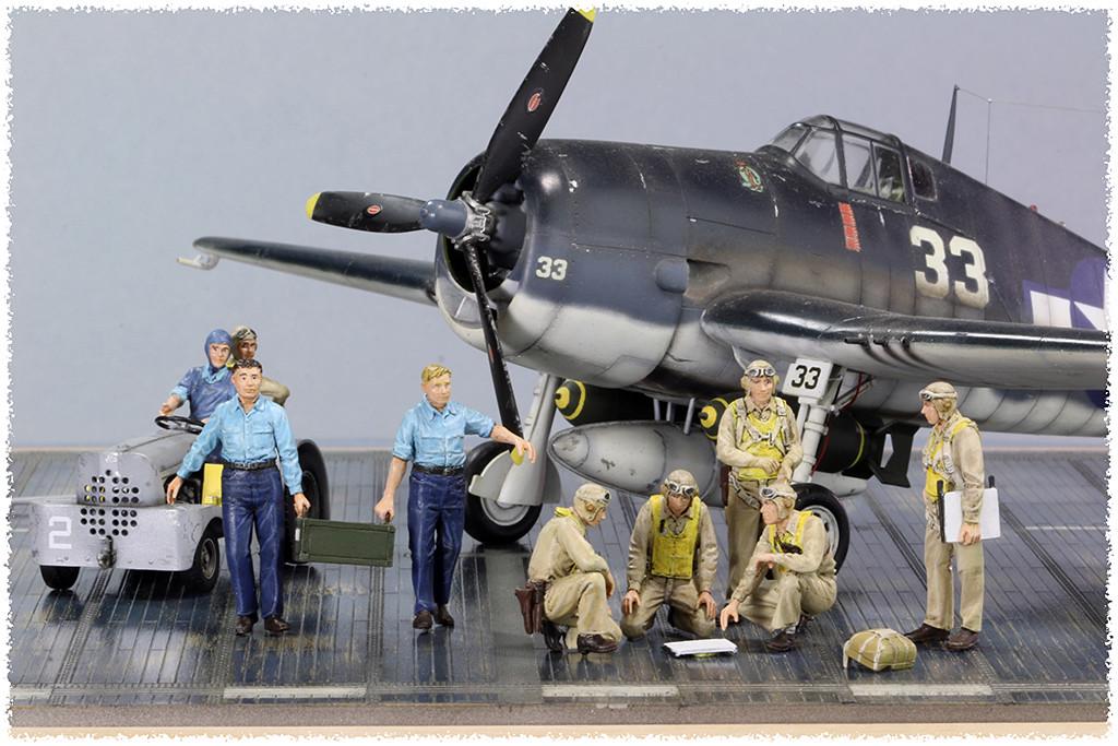 Grumman F6F-3 Hellcat - OTAKI 1/48ème - Page 2 Img_9710