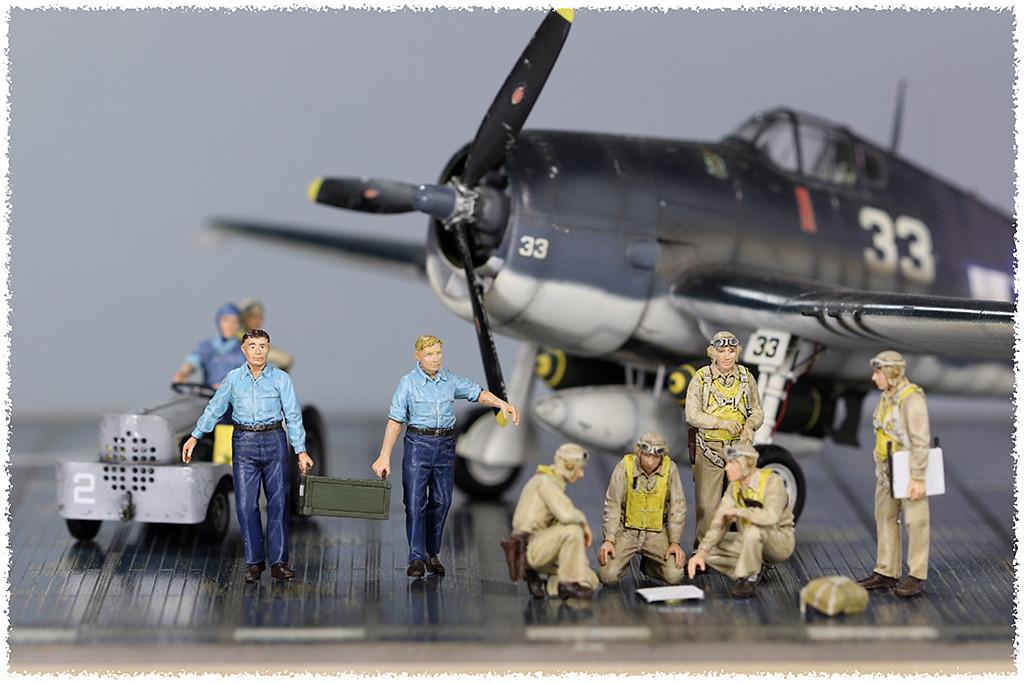 Grumman F6F-3 Hellcat - OTAKI 1/48ème - Page 2 Img_9711