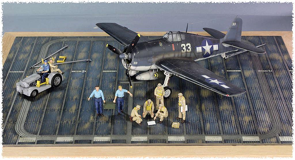 Grumman F6F-3 Hellcat - OTAKI 1/48ème - Page 2 Img_9713