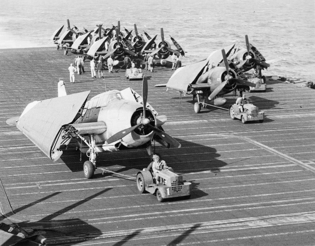 Grumman F6F-3 Hellcat - OTAKI 1/48ème - Page 2 Lrguga10
