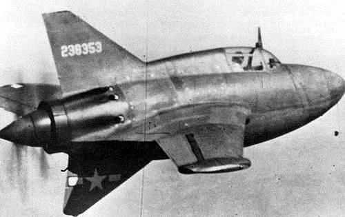 "Northrop XP-56(II) ""Black Bullet"" [1:72 Special Hobby] Xp-56_15"