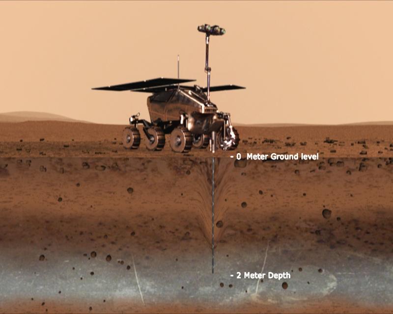 ExoMars-2020- Préparation de la mission (Rosalind Franklin) - Page 8 Exomar10