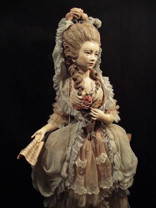 Mannequins et poupées de mode au XVIIIe siècle 14333210