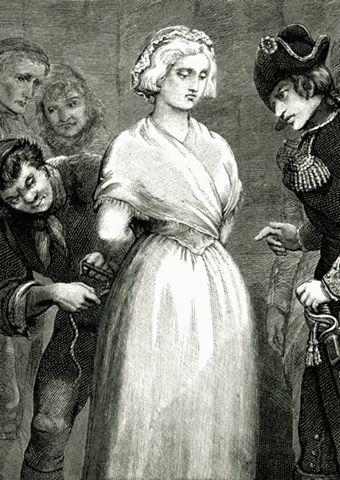16 octobre - L'exécution de Marie-Antoinette le 16 octobre 1793 - Page 5 14591610
