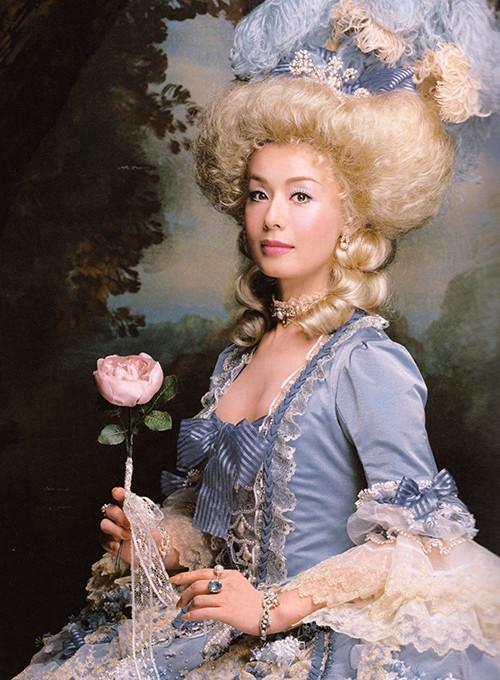 Comédie musicale japonaise La Rose de Versailles  Tumblr10