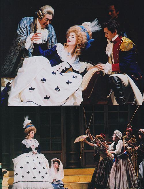 Comédie musicale japonaise La Rose de Versailles  Tumblr11