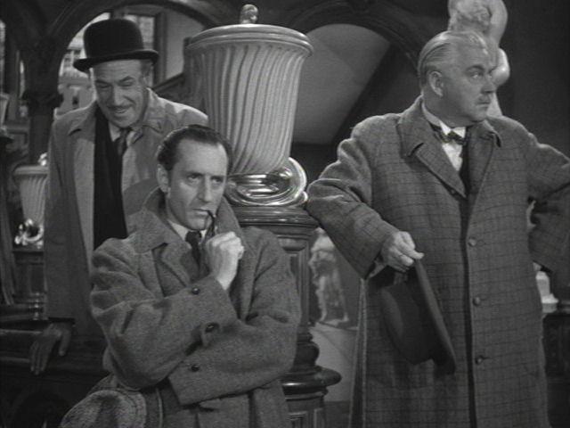 Sherlock Holmes (version 39-46 avec Basil Rathbone) Pod51110