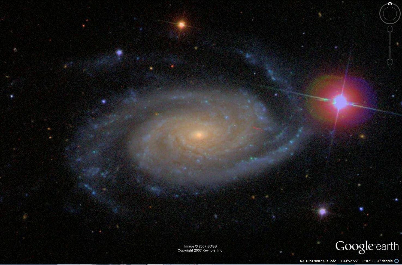 NGC 3338, une galaxie de toute beauté ! [Google Sky] Sans_127