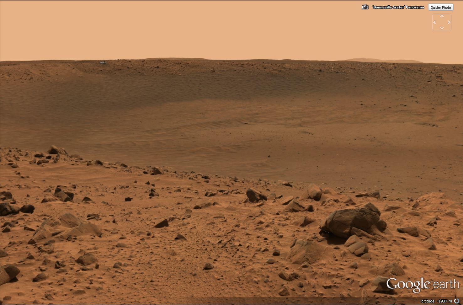 MARS : Spirit cherche sa route après 70 millions de km [Google Sky] Sans_129