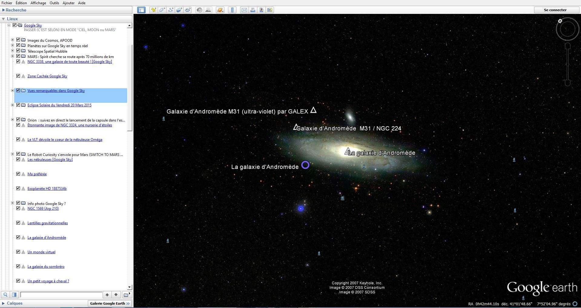 """[KML] Le sous-forum """"Google Sky"""" au 22/10/2016 en un seul fichier Sans_138"""