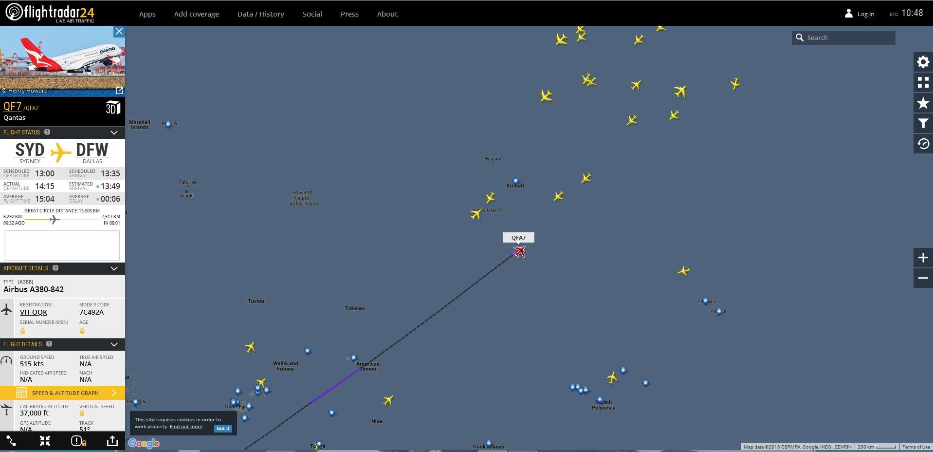 radarvirtuel.com/Flightradar24.com : tous les avions en vol en direct sur une carte - Page 4 Sans_t13