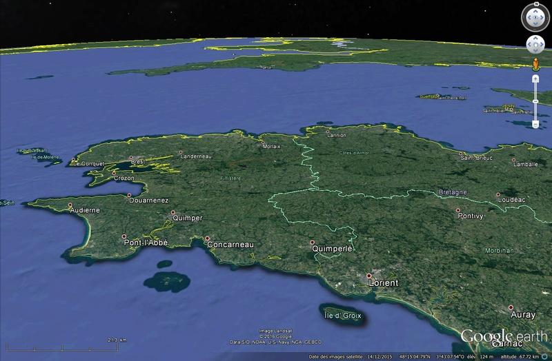 [Résolu] Comment faire des rotations en utilisant les degrés, minutes et secondes dans Google Earth ? Sans_t19